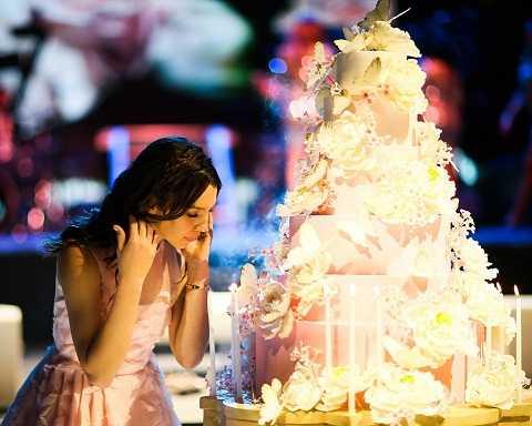 Ông bố bất chấp vung 60 triệu đô để tổ chức sinh nhật của con gái. Ảnh Dailymail