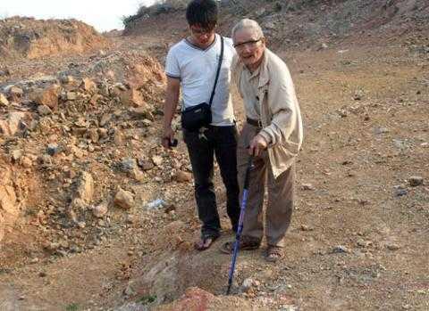 Người đã hơn 100 tuổi vẫn trăn trở về kho báu hơn 4.000 tấn của Phát-xít Nhật - Ảnh: PLO