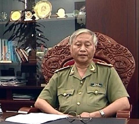 Đại tá Vũ Văn Lâu - Giám đốc công an tỉnh Gia Lai