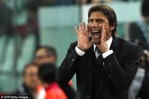 Antonio Conte đã rất gần Chelsea