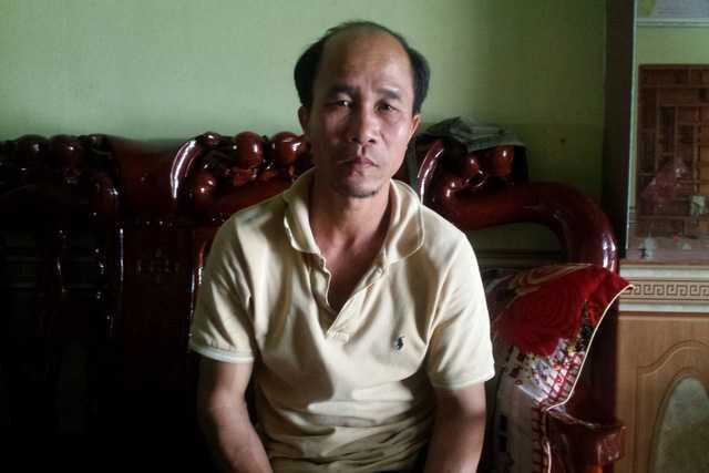 Cựu binh Trần Xuân Bình rưng rưng nước mắt khi nhắc đến Gạc Ma.