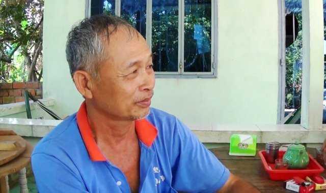 Ông Nguyễn Tấn Thành, trưởng ấp Nhơn Hưng cho biết, nhiều người hàng xóm không tin ông Bảo Tài là cháu nội của vị vua yêu nước Thành Thái. Chỉ đến khi đến nhà ông, mọi người mới biết đó là sự thật.