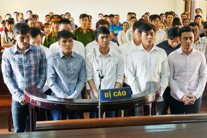 Nhóm cầu thủ Đồng Nai bán độ hầu tòa