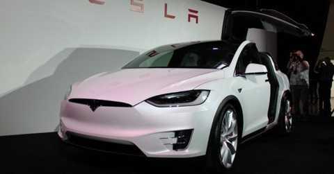 Những mẫu xe hơi hiện đại của Tesla