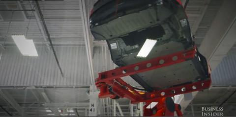 Robot thông minh và mạnh mẽ cho tốc độ sản xuất cao hơn hẳn thông thường