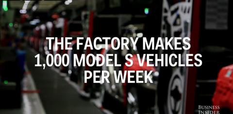 Nhà máy này sản xuất được khoảng 1.000 chiếc xe mỗi tuần và 100.000 chiếc mỗi năm