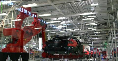 Hiện nay, nhà máy sản xuất xe hơi này đang là một trong những nơi có quy trình sản xuất xe hơi hiện đại nhất thế giới