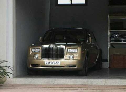 Rolls-Royce Phantom biển số đẹp với bốn số cuối được dân chơi gọi là