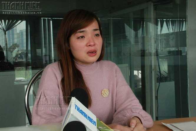 Chị Lê Thanh Hiền, sống cùng cha mẹ đến năm 27 tuổi mới phát hiện mình không phải con đẻ của bố mẹ - Ảnh: Lê Nam