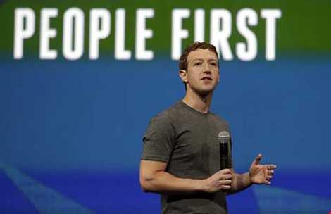 """Nhà tỷ phú trẻ Mark Zuckerberg đứng trước bài toán quy hoạch một """"nghĩa trang"""" cho các tài khoản của người đã khuất. Ảnh: FORBES"""