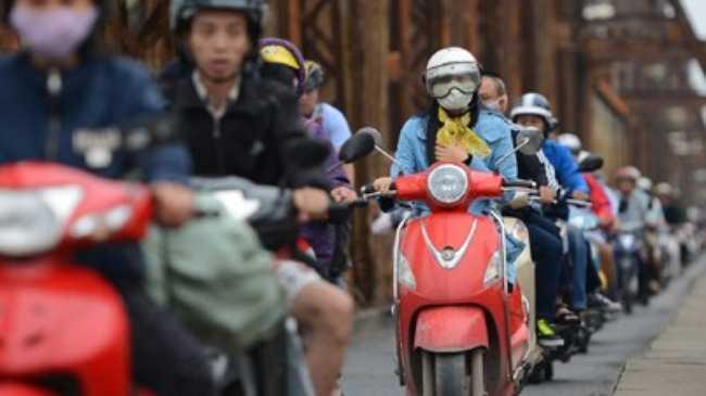 Không khí lạnh tăng cường ảnh hưởng đến Hà Nội (Ảnh minh hoạ)