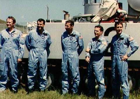 Phi hành đoàn tàu STS-51J