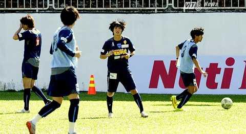 Tuấn Anh tiếp tục không được đăng ký thi đấu ở Yokohama