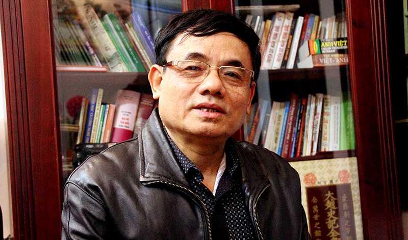 Thiếu tướng Hồ Anh Thắng, nguyên Giám đốc Trung tâm phát thanh- truyền hình quân đội trả lời phỏng vấn VTC News
