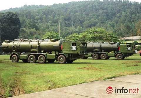 Tổ hợp tên lửa đối hải luyện tập báo động chiến đấu