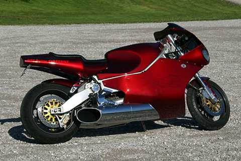 3. MTT Turbine Superbike Y2K (tốc độ tối đa: 365 km/h).