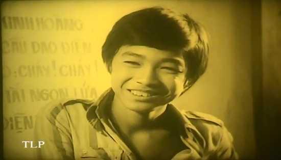 Lý Hùng đã lên màn ảnh khi còn nhỏ.