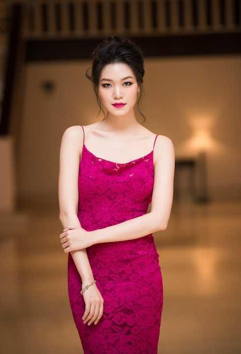 Hoa hậu Thuỳ Dung.
