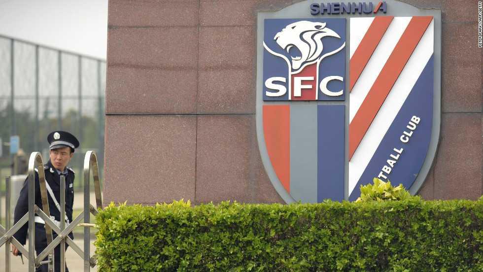 Shanghai Shenhua FC bị tước chức vô địch Trung Quốc năm 2003 vì dàn xếp tỷ số. Drogba từng đá cho CLB này