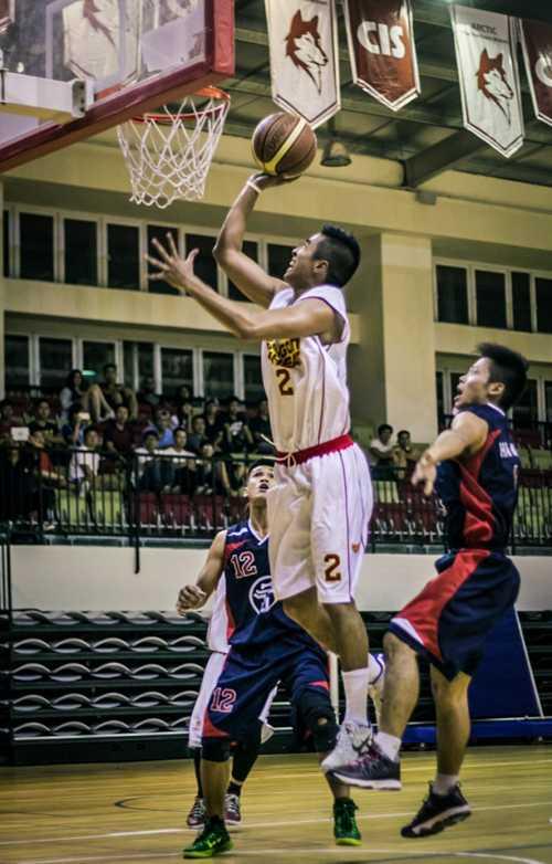 Ước mơ bay cao của bóng rổ VN