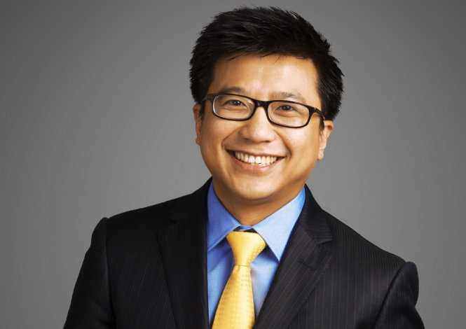 Ông Nguyễn Bảo Hoàng- chủ tịch LĐBR Việt Nam