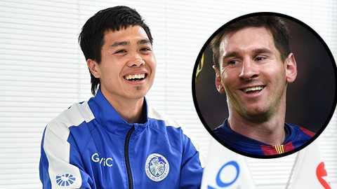 Công Phượng ghét bị gọi là Messi Việt Nam