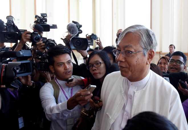 Ông Htin Kyaw