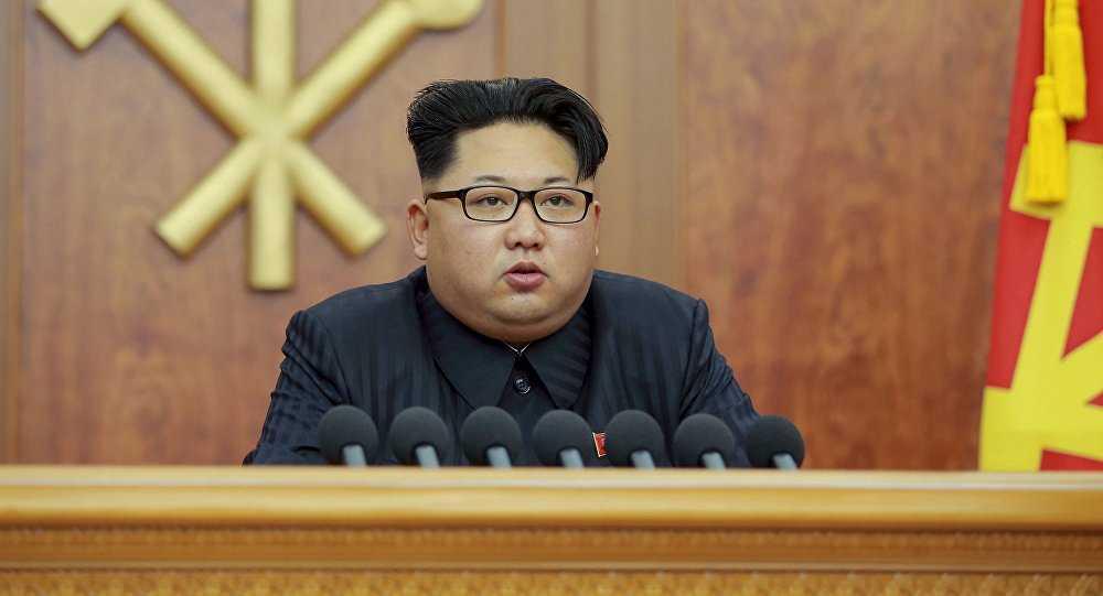 Chủ tịch Triều Tiên, Kim Jong-un