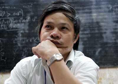 Thầy giáo Đỗ Việt Khoa