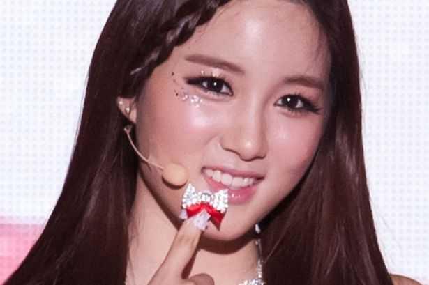 Nữ ca sĩ Ji-soo cáo buộc bị gạ gẫm bán dâm với đại gia (ảnh: Getty)