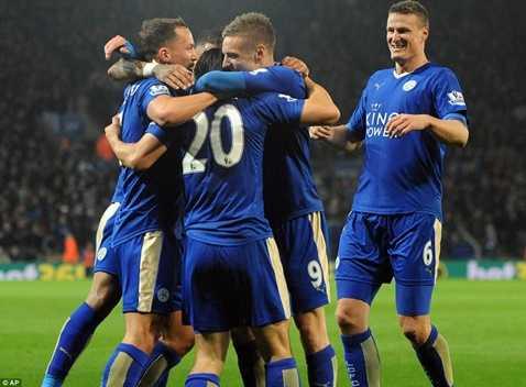 Leicester City tiếp tục có 3 điểm