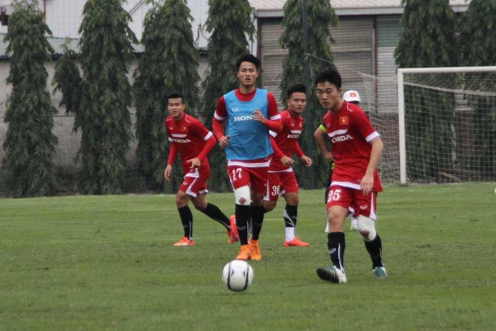 Xuân Trường chưa được đá chính ở Incheon United