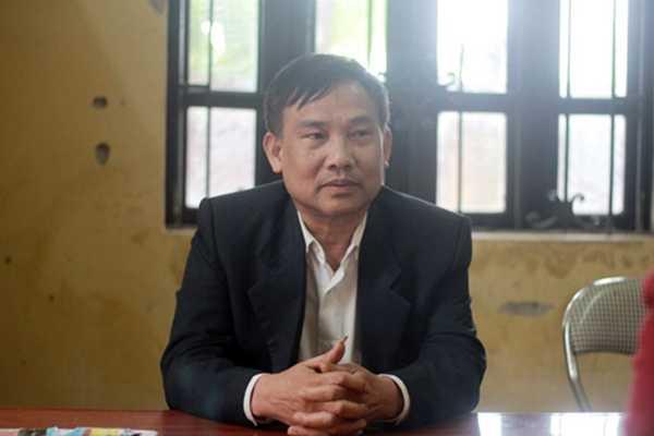 Ông Lê Văn Duyệt – Chủ tịch UBND xã Yên Hòa cho biết sẽ có những biện pháp mạnh tay để ngăn chặn sự việc.