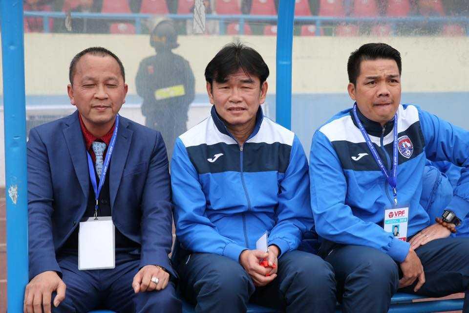 HLV Phan Thanh Hùng sẽ thay Như Thuần lèo lái Than Quảng Ninh  (Ảnh: Quang Minh)
