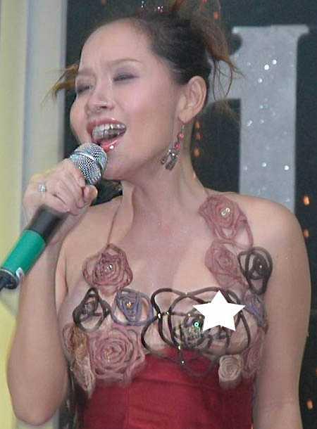 Nữ ca sỹ 8x từng gặp 'tai nạn váy áo' vì không mặc đồ lót.