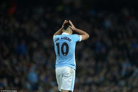 Man City trả giá đắt cho việc lần đầu vào tứ kết Champions League