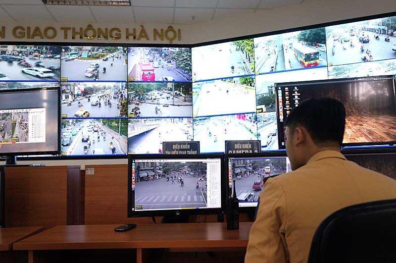 Với hệ thống camera như hiện nay, Phòng CSGT có thể giám sát được tình hình giao thông trên địa bàn và xử lý triệt để các vi phạm.