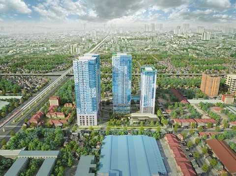 """Tọa lạc tại 47 Nguyễn Tuân - GoldSeason được xem là có vị trí """"vàng"""" của quận Thanh Xuân"""
