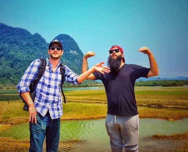 Đoàn làm phim Kong: Skull island đang có mặt ở Việt Nam