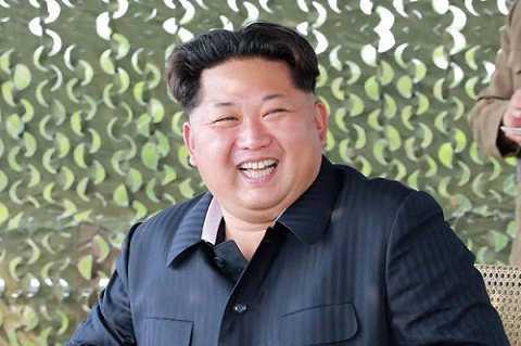 Lãnh đạo Triều Tiên Kim Jong-un