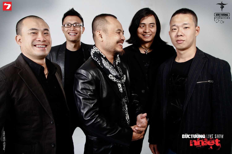 Ban nhạc Bức Tường.
