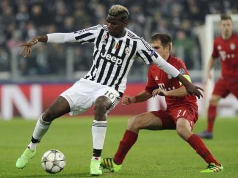 Juve muốn vô địch để giữ Pogba