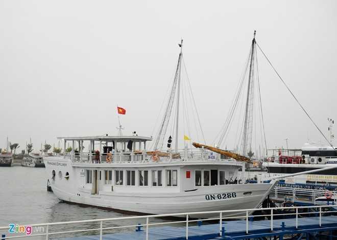 Chiếc du thuyền 5 sao dự kiến được đoàn phim sử dụng để làm
