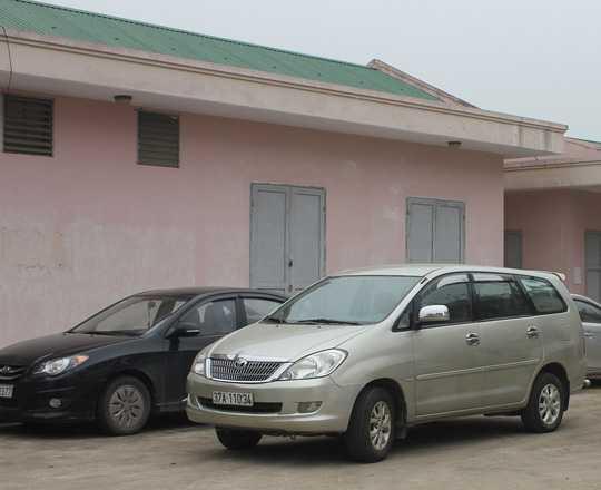 Một số xe ô tô đắt tiền mà Đặng Hồng Anh cùng đồng bọn lừa đảo, chiếm đoạt
