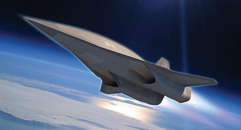 Siêu máy bay này có thể bay nhanh gấp 6 lần tốc độ của âm thanh