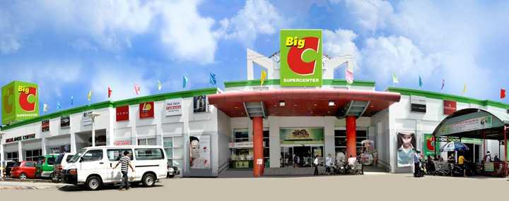 Soi tiềm lực của các đại gia thâu tóm Big C Việt Nam. Ảnh: internet
