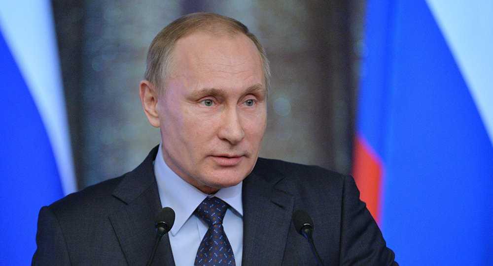 Tổng thống Putin khiển trách quan chức thể thao Nga