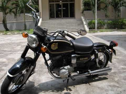 Honda CD Benly 125