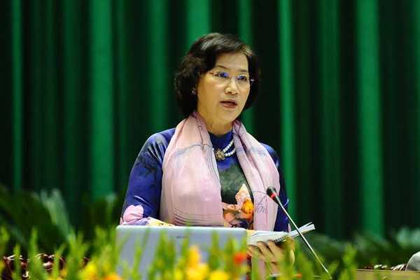 Phó Chủ tịch QH Nguyễn Thị Kim Ngân