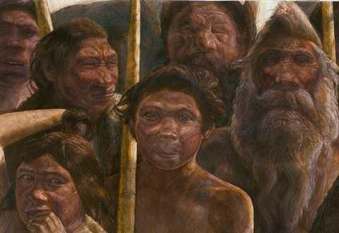 Chủng tộc người được cho là đã xuất hiện cách đây 430.000 năm